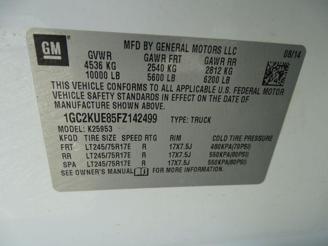 2015 Chevrolet Silverado 2500HD Built After Aug 14 Work Truck Corpus Christi, Texas 40