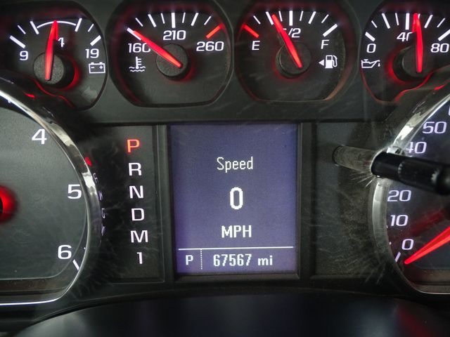2015 Chevrolet Silverado 2500HD Built After Aug 14 Work Truck Corpus Christi, Texas 36