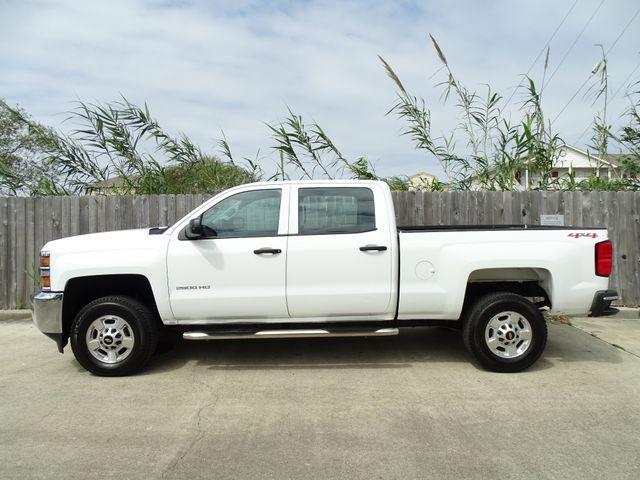 2015 Chevrolet Silverado 2500HD Built After Aug 14 Work Truck Corpus Christi, Texas 4