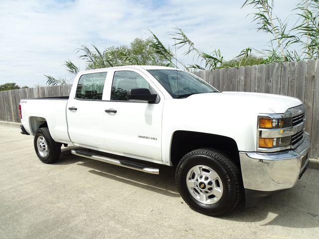 2015 Chevrolet Silverado 2500HD Built After Aug 14 Work Truck Corpus Christi, Texas 1