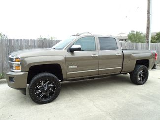2015 Chevrolet Silverado 2500HD Built After Aug 14 High Country Corpus Christi, Texas