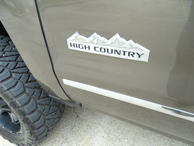 2015 Chevrolet Silverado 2500HD Built After Aug 14 High Country Corpus Christi, Texas 9