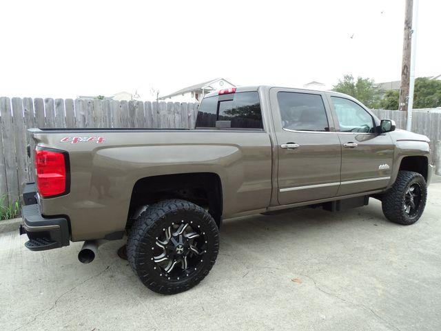 2015 Chevrolet Silverado 2500HD Built After Aug 14 High Country Corpus Christi, Texas 3