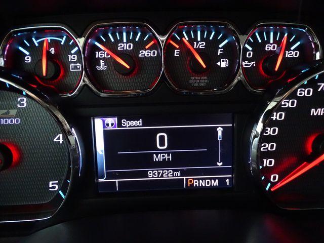 2015 Chevrolet Silverado 2500HD Built After Aug 14 LTZ Corpus Christi, Texas 42