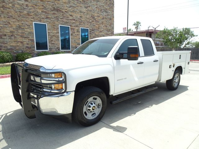 2015 Chevrolet Silverado 2500HD Built After Aug 14 Work Truck