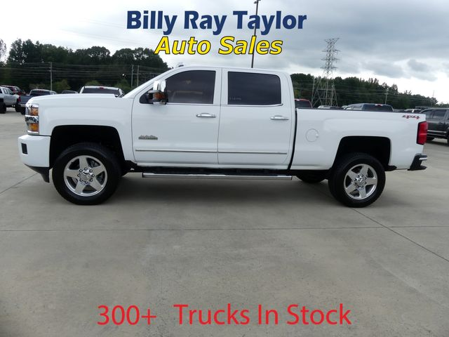 2015 Chevrolet Silverado 2500HD Built After Aug 14 High Country