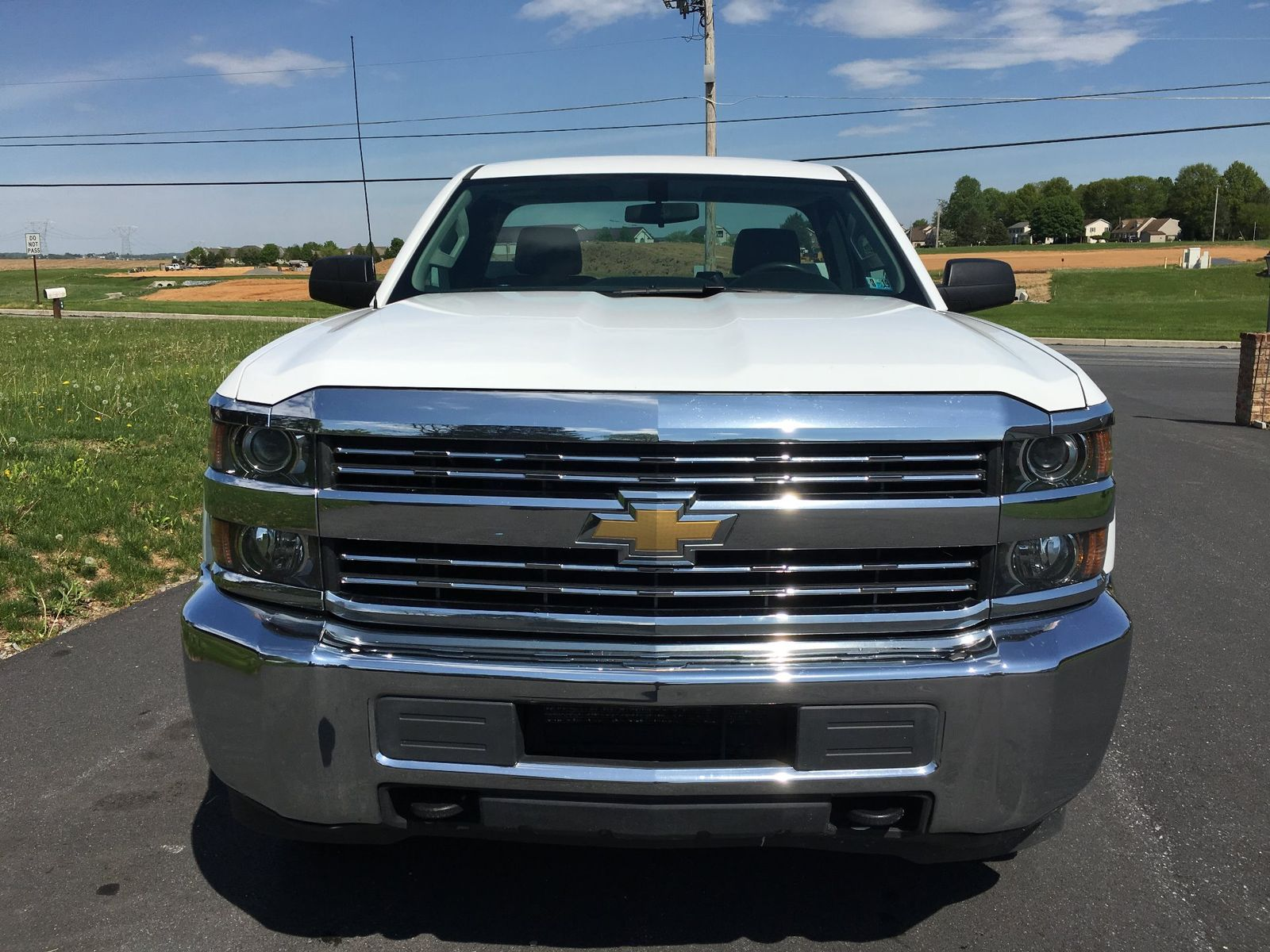 2015 Chevrolet Silverado 2500hd Built After Aug 14 Work Truck City Chevy Grille Pa Pine Tree Motors In