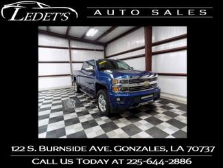 2015 Chevrolet Silverado 2500HD Built After Aug 14 High Country - Ledet's Auto Sales Gonzales_state_zip in Gonzales