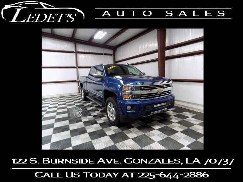 2015 Chevrolet Silverado 2500HD Built After Aug 14 High Country - Ledet's Auto Sales Gonzales_state_zip in Gonzales Louisiana