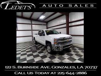 2015 Chevrolet Silverado 2500HD Built After Aug 14 LT - Ledet's Auto Sales Gonzales_state_zip in Gonzales