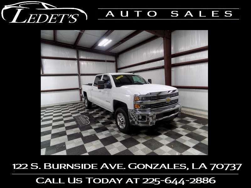 2015 Chevrolet Silverado 2500HD Built After Aug 14 LT - Ledet's Auto Sales Gonzales_state_zip in Gonzales Louisiana