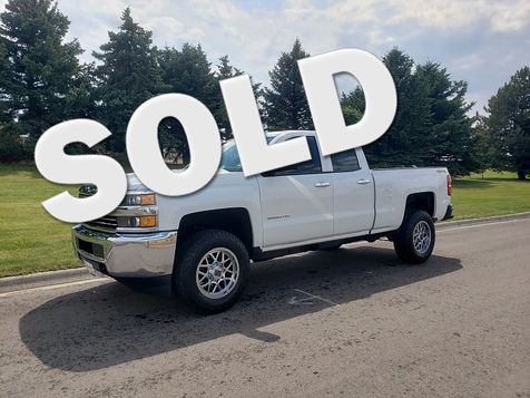 2015 Chevrolet Silverado 2500HD Built After Aug 14 Work Truck in Great Falls, MT