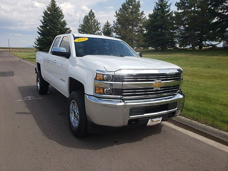 2015 Chevrolet Silverado 2500HD Built After Aug 14 Work Truck  city MT  Bleskin Motor Company   in Great Falls, MT