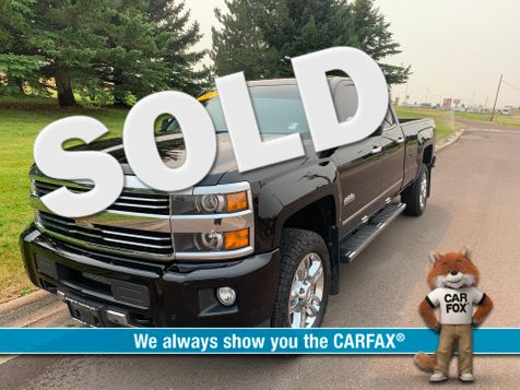 2015 Chevrolet Silverado 2500HD Built After Aug 14 High Country in Great Falls, MT
