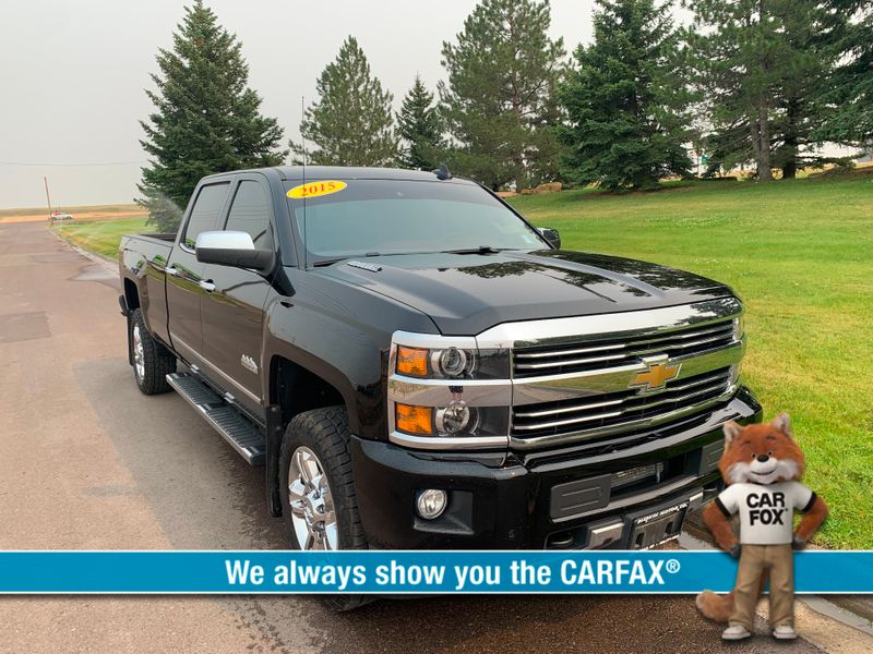 2015 Chevrolet Silverado 2500HD Built After Aug 14 High Country  city MT  Bleskin Motor Company   in Great Falls, MT