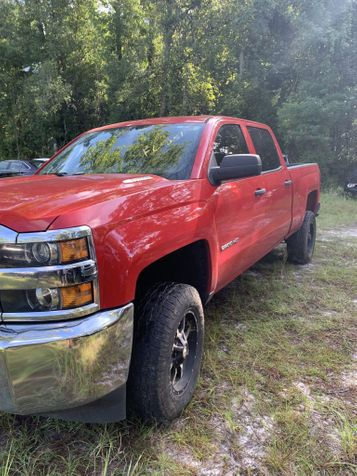 2015 Chevrolet Silverado 2500HD Built After Aug 14 Work Truck in Harwood, MD