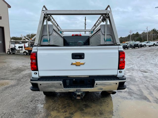 2015 Chevrolet Silverado 2500HD Built After Aug 14 Work Truck Hoosick Falls, New York 3