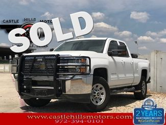2015 Chevrolet Silverado 2500HD Built After Aug 14 LT | Lewisville, Texas | Castle Hills Motors in Lewisville Texas