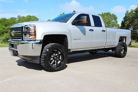 2015 Chevrolet Silverado 2500HD Built After Aug 14 4x4 - 1 OWNER in Liberty Hill , TX
