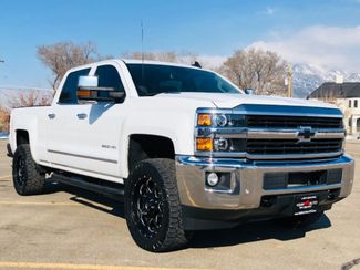 2015 Chevrolet Silverado 2500HD Built After Aug 14 LTZ LINDON, UT 4