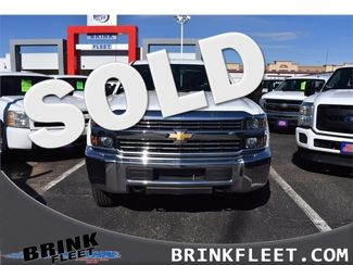 2015 Chevrolet Silverado 2500HD Built After Aug 14 Work Truck | Lubbock, TX | Brink Fleet in Lubbock TX