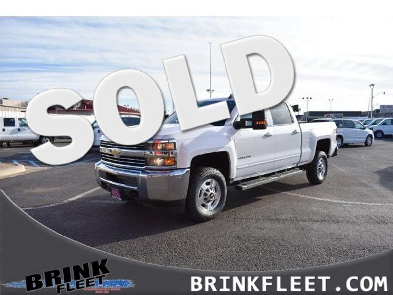 2015 Chevrolet Silverado 2500HD Built After Aug 14 LT | Lubbock, TX | Brink Fleet in Lubbock TX