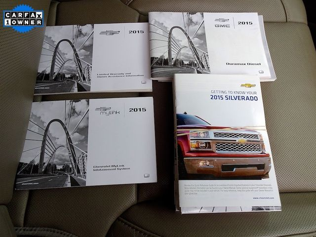 2015 Chevrolet Silverado 2500HD Built After Aug 14 LTZ Madison, NC 51