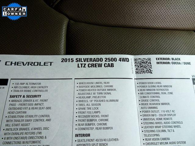 2015 Chevrolet Silverado 2500HD Built After Aug 14 LTZ Madison, NC 53