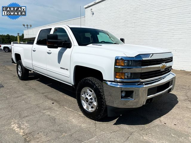 2015 Chevrolet Silverado 2500HD Built After Aug 14 LT Madison, NC 7