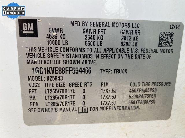 2015 Chevrolet Silverado 2500HD Built After Aug 14 LT Madison, NC 39