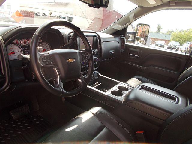 2015 Chevrolet Silverado 2500HD Built After Aug 14 LTZ Manchester, NH 8