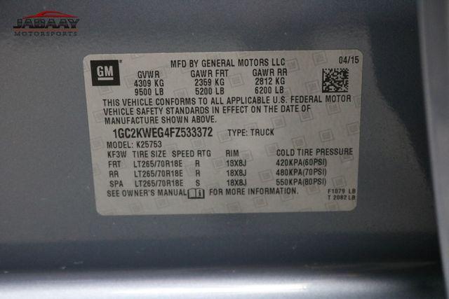 2015 Chevrolet Silverado 2500HD LTZ Merrillville, Indiana 49