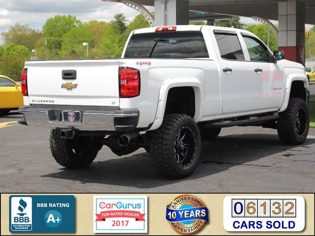 2015 Chevrolet Silverado 2500HD Built After Aug 14 LT Crew Cab 4x4 - LIFTED - LOT$ OF EXTRA$! Mooresville , NC 2