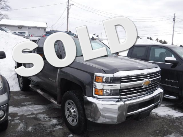2015 Chevrolet Silverado 2500HD Built After Aug 14 Work Truck Newport, VT