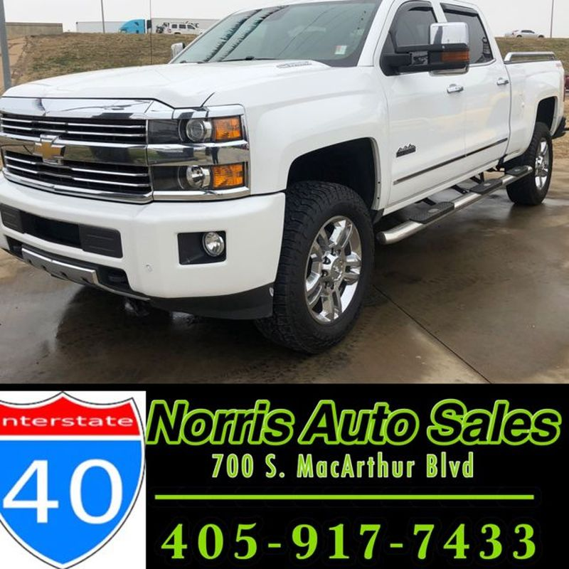 2015 Chevrolet Silverado 2500HD Built After Aug 14 High Country | Oklahoma City, OK | Norris Auto Sales (I-40) in Oklahoma City OK
