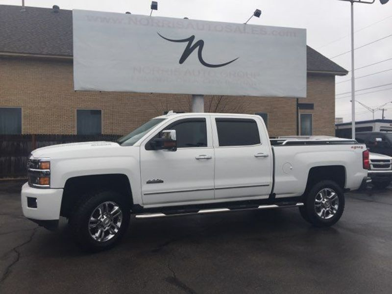 2015 Chevrolet Silverado 2500HD Built After Aug 14 High Country | Oklahoma City, OK | Norris Auto Sales (I-40) in Oklahoma City OK