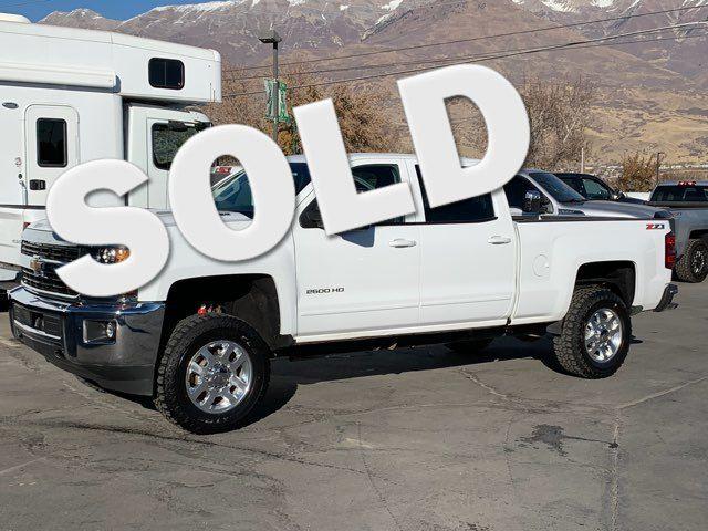 2015 Chevrolet Silverado 2500HD Built After Aug 14 LT | Orem, Utah | Utah Motor Company in  Utah