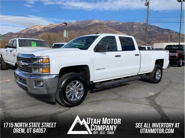 2015 Chevrolet Silverado 2500HD Built After Aug 14 LT in , Utah 84057