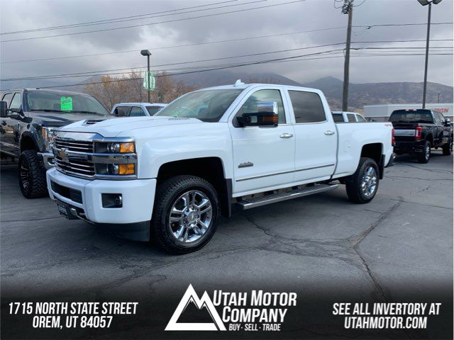 2015 Chevrolet Silverado 2500HD Built After Aug 14 High Country in , Utah 84057