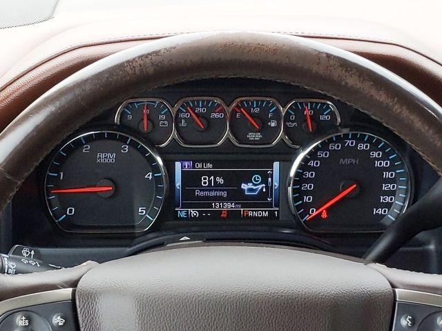 2015 Chevrolet Silverado 2500HD Built After Aug 14 High Country in Pleasanton, TX 78064