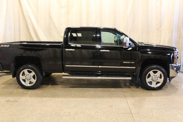 2015 Chevrolet Silverado 2500HD Built After Aug 14 LTZ in Roscoe IL, 61073