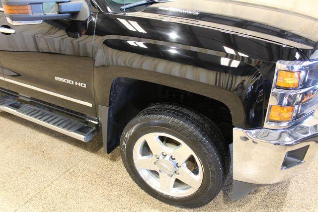 2015 Chevrolet Silverado 2500HD 4x4 Diesel LTZ in Roscoe, IL 61073