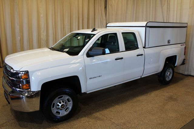 2015 Chevrolet Silverado 2500HD Built After Aug 14 Work Truck in Roscoe IL, 61073