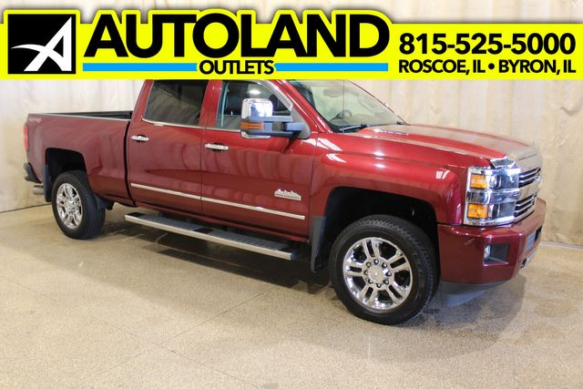2015 Chevrolet Silverado 2500HD Built After Aug 14 High Country diesel 4x4