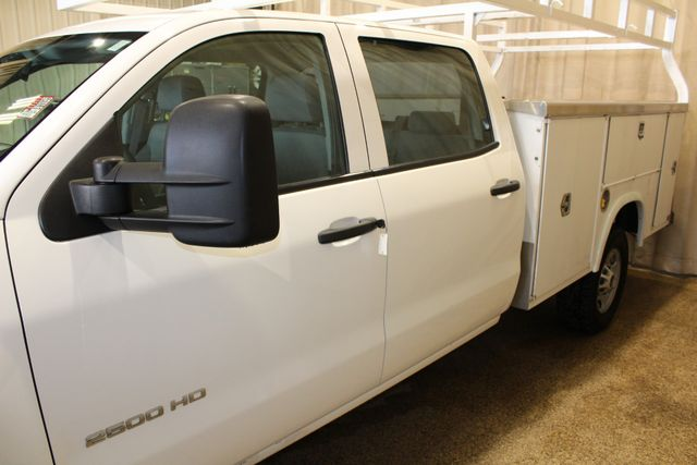 2015 Chevrolet Silverado 2500HD Built After Aug 14 Work Truck in Roscoe, IL 61073