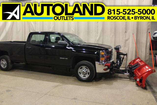 2015 Chevrolet Silverado 2500HD Long Bed Western plow Lift Gate Work Truck