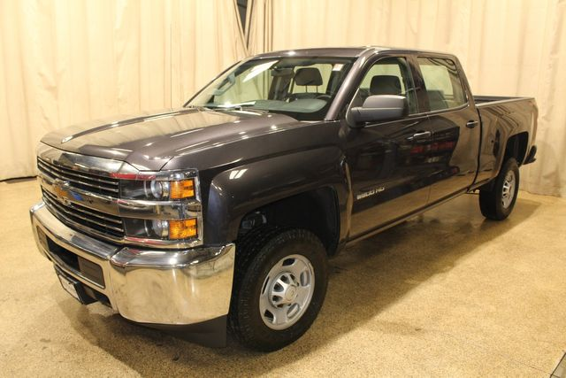 2015 Chevrolet Silverado 2500HD 4x4 Work Truck in Roscoe, IL 61073