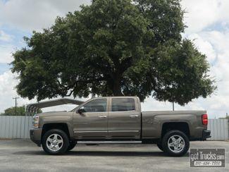 2015 Chevrolet Silverado 2500HD Built After Aug 14 Crew Cab High Country 6.6L Duramax Diesel 4X4 in San Antonio Texas, 78217