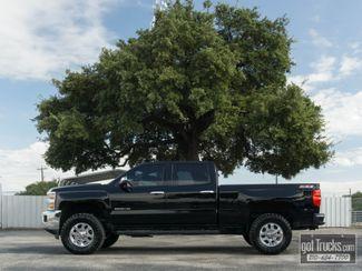 2015 Chevrolet Silverado 2500HD Built After Aug 14 Crew Cab LT Z71 6.0L V8 4X4 in San Antonio Texas, 78217