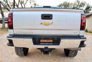 2015 Chevrolet Silverado 2500 HD LTZ Crew Cab 4X4 Z71 6.6L Duramax Diesel Allison Auto LIFTED LOADED Sealy, Texas 19